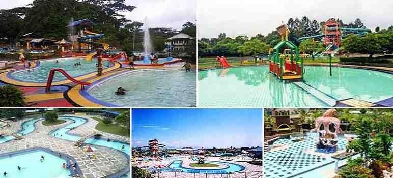 Bandung Indah Waterpark Harga Tiket Masuk Wahana Rute Jalan Taman