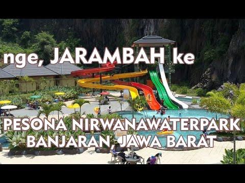 Jarambah Team Review Pesona Nirwana Waterpark Youtube Taman Air Bandung