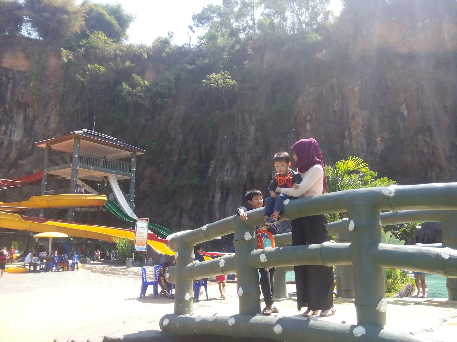 Journey Writing Skill Wisata Air Pesona Nirwana Dok Pribadi Taman