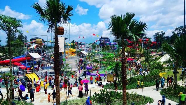 Judul Situs Jogja Bay Pirates Adventure Waterpark Sebuah Taman Wisata
