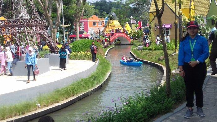 Liburan Kota Bogor Rasa Eropa Silakan Harganya Bersahabat Taman Air