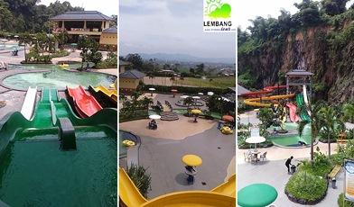 Paket Wisata Pesona Nirwana Waterpark Cottages Soreang Bandung Fullday Taman