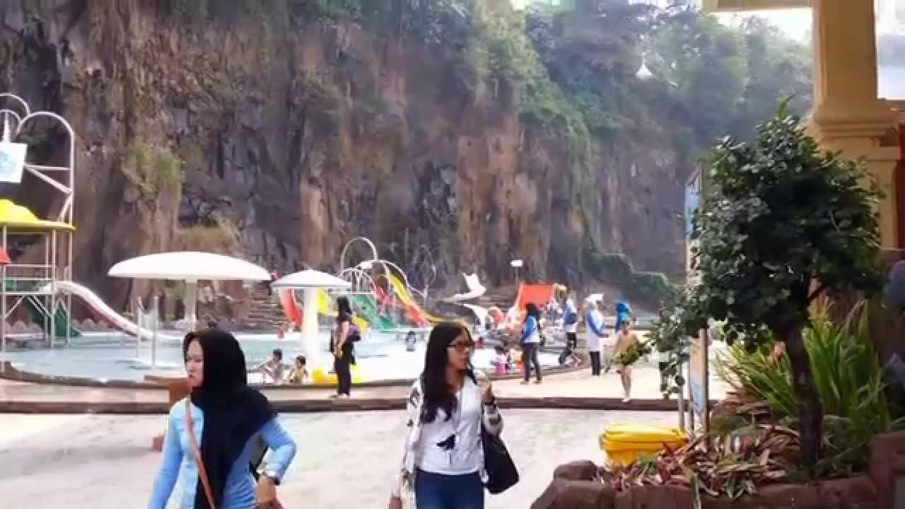 Pesona Nirwana 1 Youtube Taman Air Bandung Kab