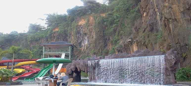 Pesona Nirwana Waterpark Info Harga Tiket Masuk Alamat Rute Jalan