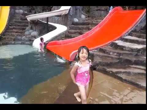 Pesona Nirwana Waterpark Soreang Youtube Taman Air Bandung Kab