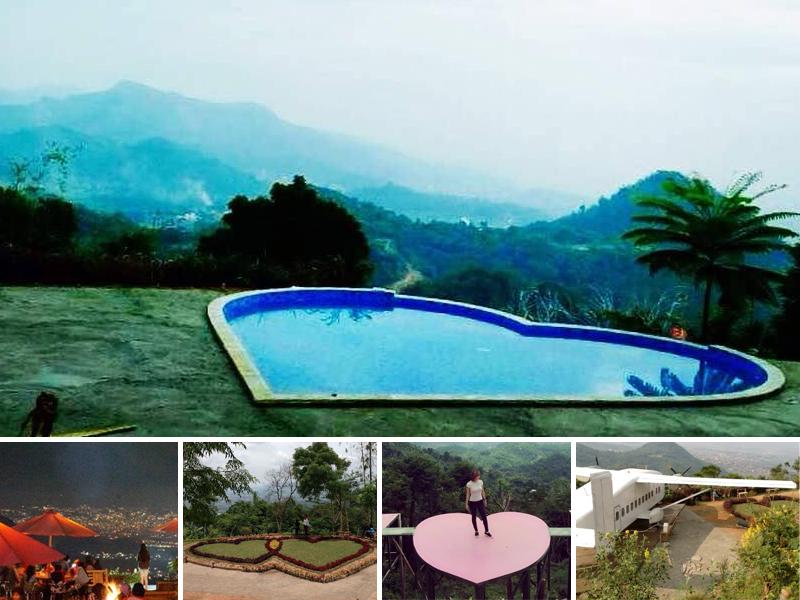 Taman Love Soreang Kolam Renang Wisatabdg Sadu Air Nirwana Bandung