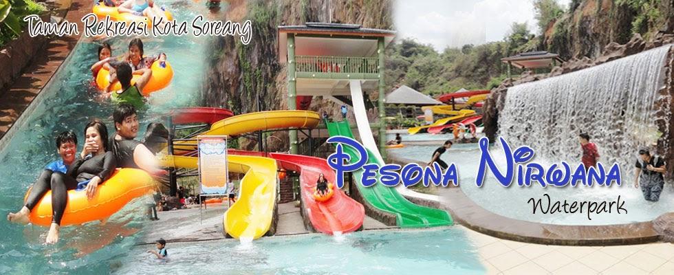 Tempat Rekreasi Kota Soreang Waterpark Taman Air Nirwana Bandung Kab