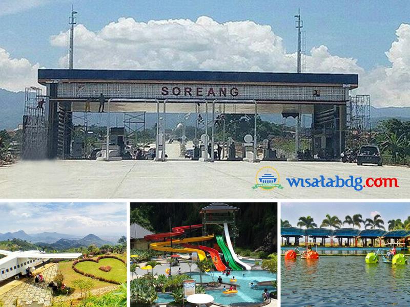 Tempat Wisata Dekat Keluar Tol Soroja Gt Soreang Bandung Lokasi