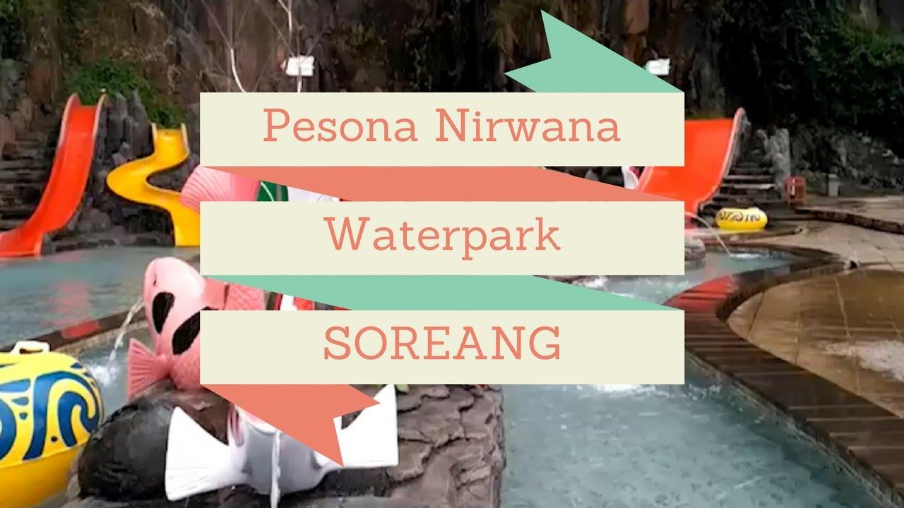 Vlogsavoy Review1 Pesona Nirwana Waterpark Youtube Taman Air Bandung Kab
