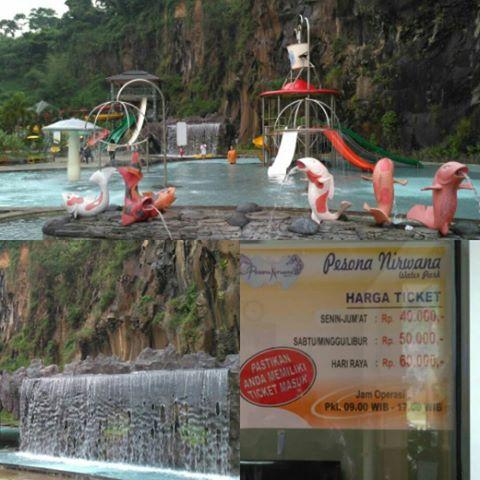 Wisata Bandung Instagram Photos Videos Objek Air Pesona Nirwana Waterpark