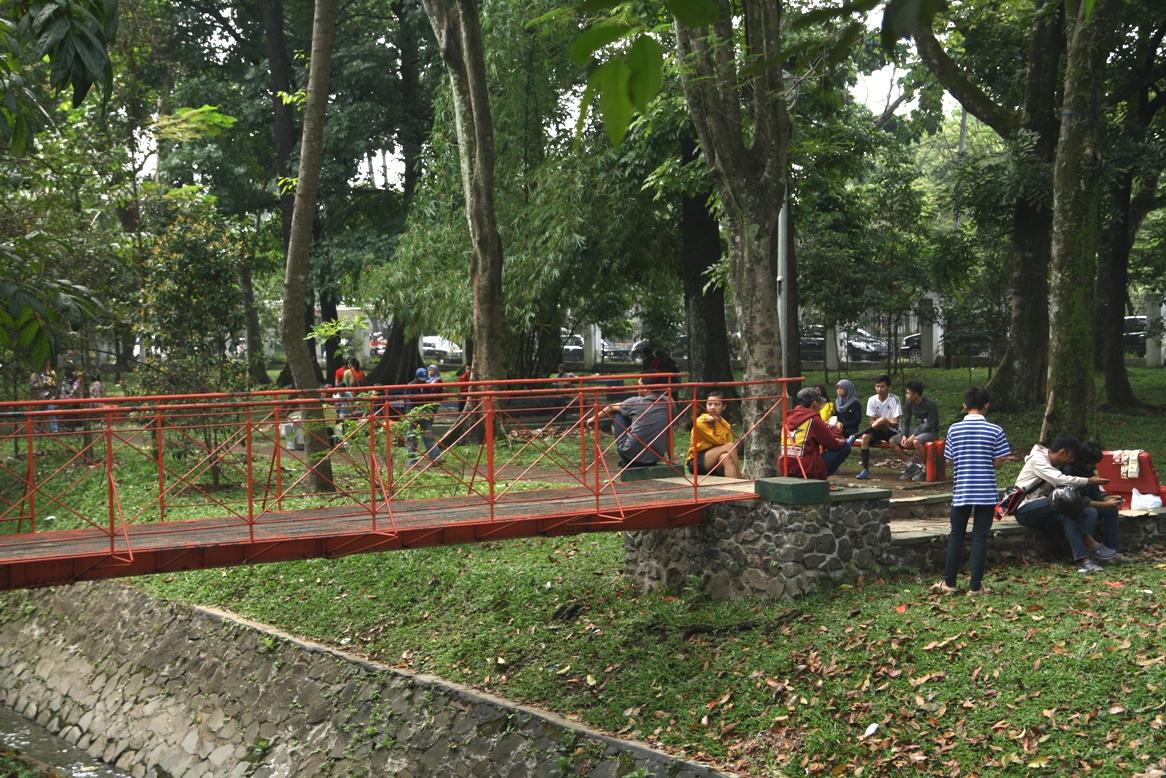 Bandung Page 3 Washo Blog Taman Lansia Cempaka Kab