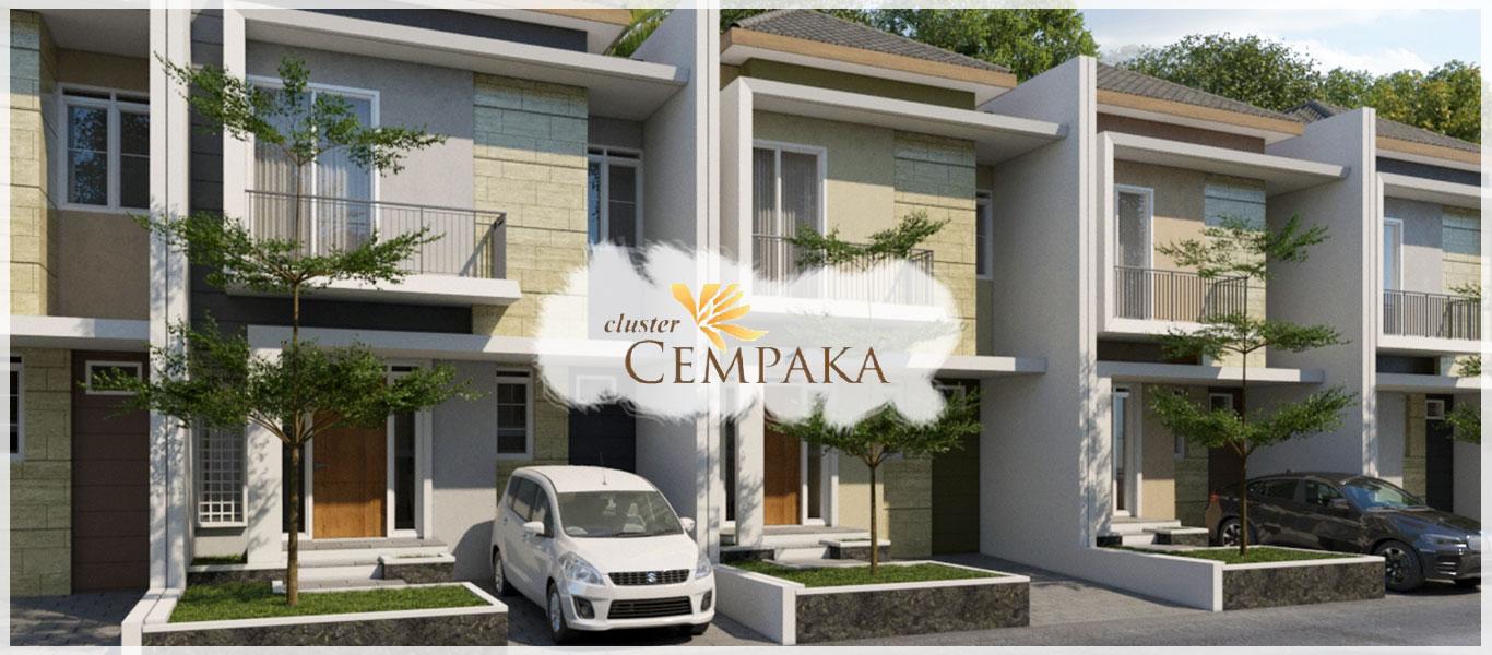 Bumi Adipura Cluster Cempaka Taman Kab Bandung