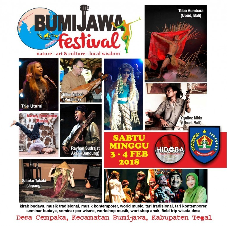Bumijawa Festival 2018 Plukme Jadi Plukz Yuk Ceritakan Tentang Kab
