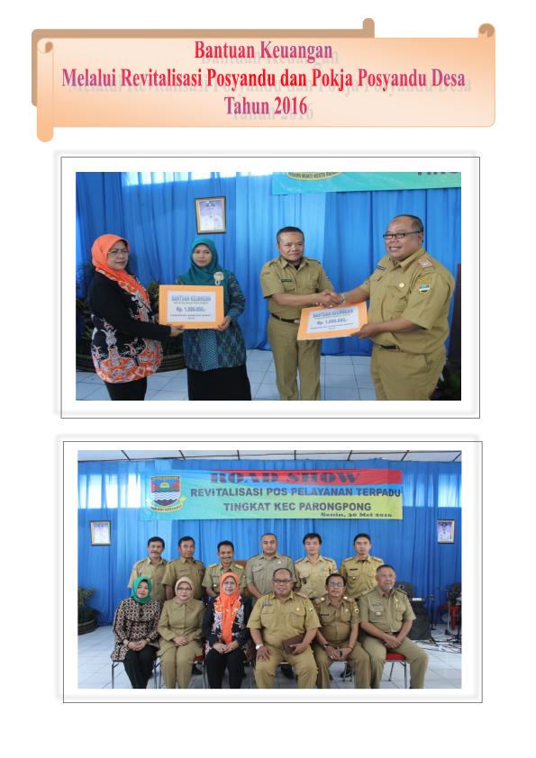 Pokjanal Posyandu Kabupaten Bandung Barat 8 Taman Cempaka Kab