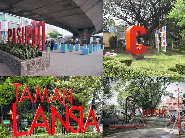 Profil Lokasi Taman Kota Bandung 1 Urusan Sejak Zaman Kolonial