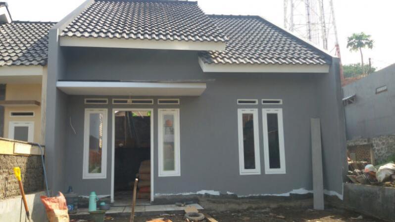 Rumah Dijual Cluster Cempaka Asri Kamarung Cimahi Utara Termurah Bandung