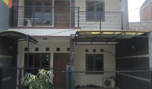Rumah Dijual Sinergi Antapani Gambar Properti Cempaka Arum Bandung Taman