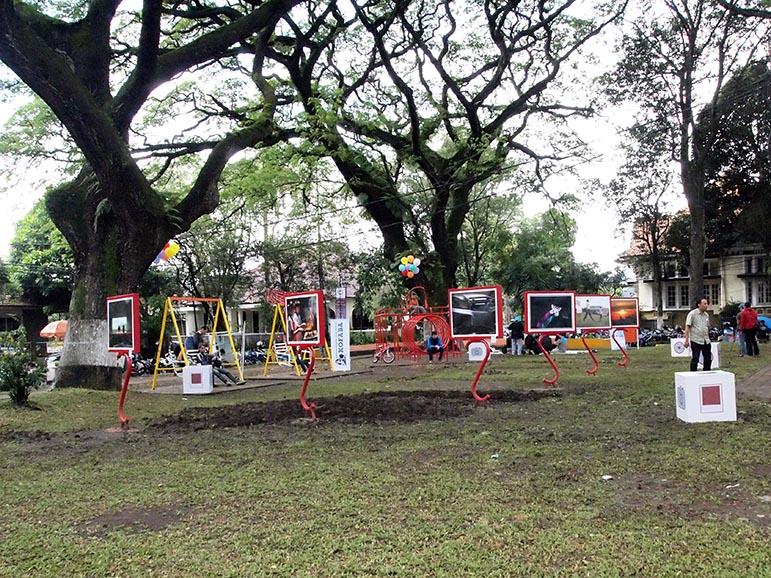Spot Seru Berburu Pokemon Kota Bandung Infobandung Taman Foto Cempaka