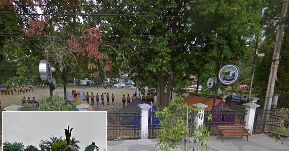 Taman Pramuka Bersejarah Dekat Aneka Tempat Wisata Kuliner Bandung Cempaka