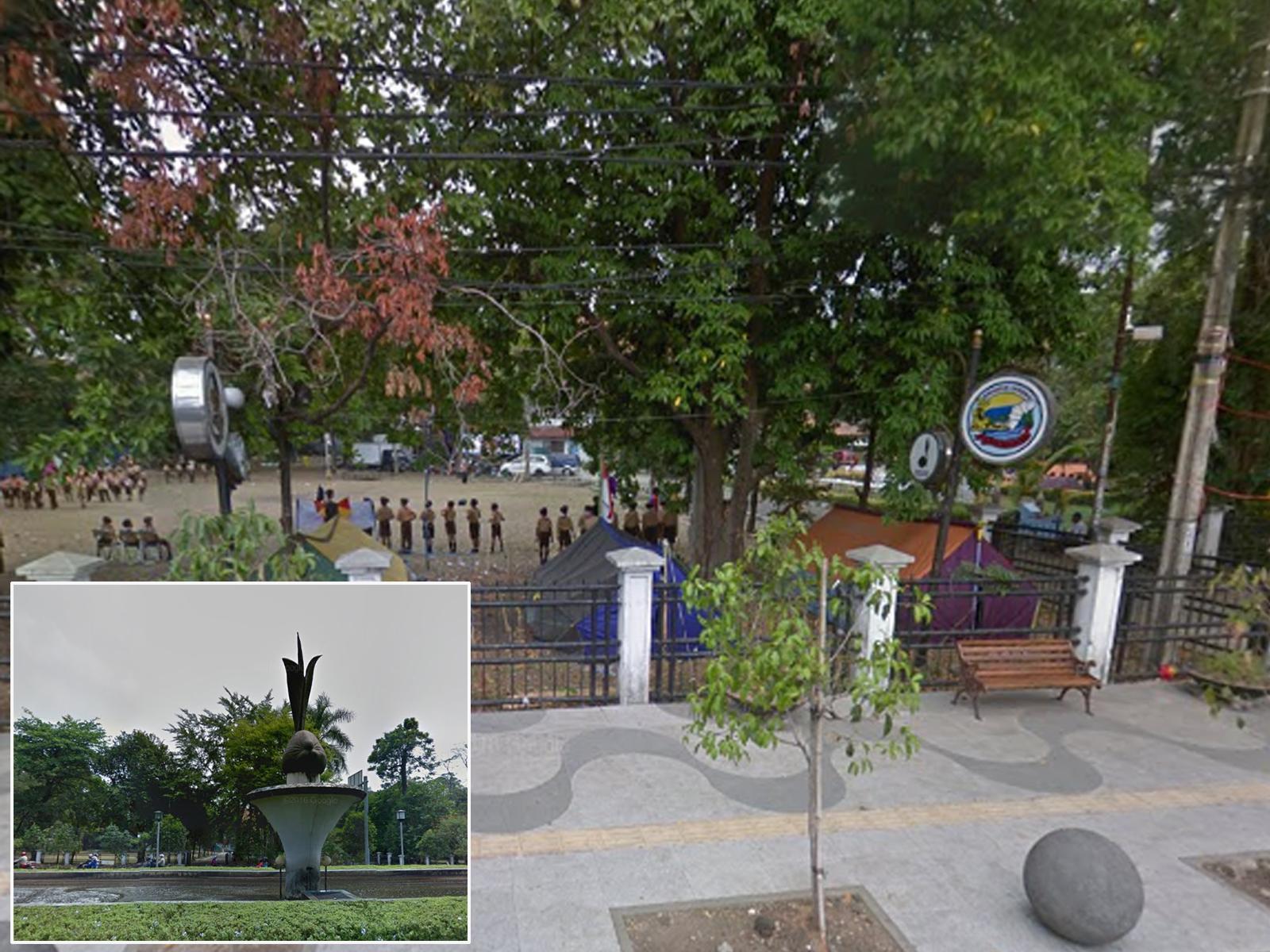 Taman Pramuka Bersejarah Dekat Aneka Tempat Wisata Kuliner Berwisata Bandung