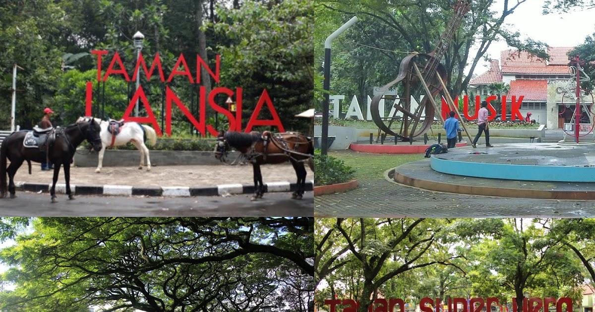 24 Taman Tematik Bandung Favorit Wisatawan Seputarbandungraya Gesit Kab