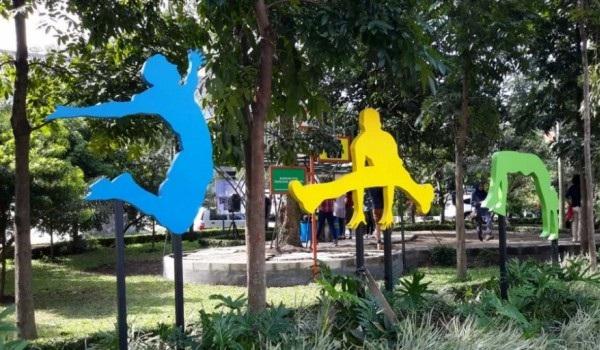 46 Tempat Wisata Bandung Murah Meriah Tak Membosankan Taman Gesit