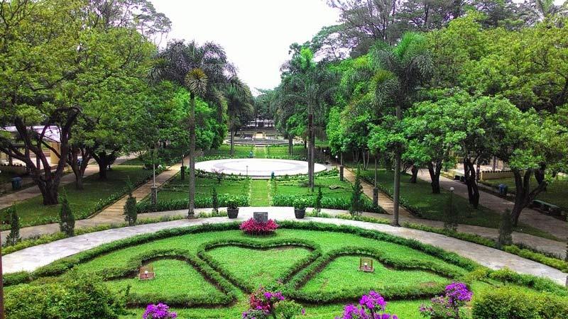 50 Tempat Wisata Bandung Ngangenin Pisan Dijamin Keren Taman Ganesha