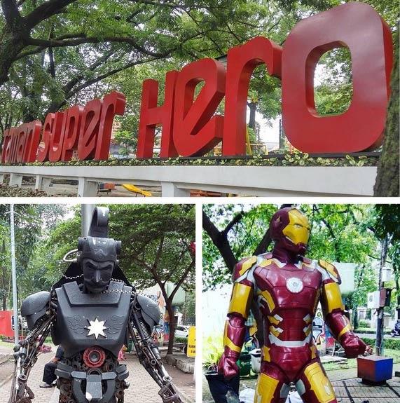 50 Tempat Wisata Bandung Ngangenin Pisan Dijamin Keren Taman Super