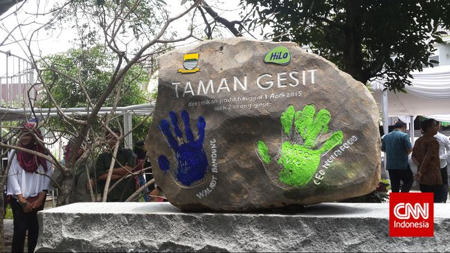 Bandung Anak Muda Gesit Taman Kab
