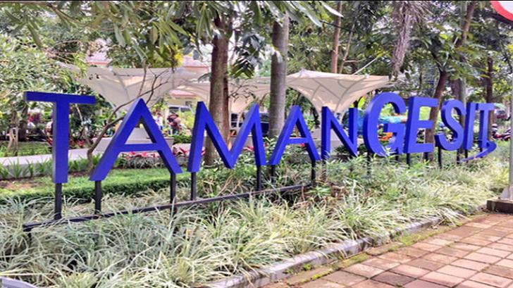Destinasi Wisata Taman Gesit Bandung Tempat Terbaik Terbaru Kab