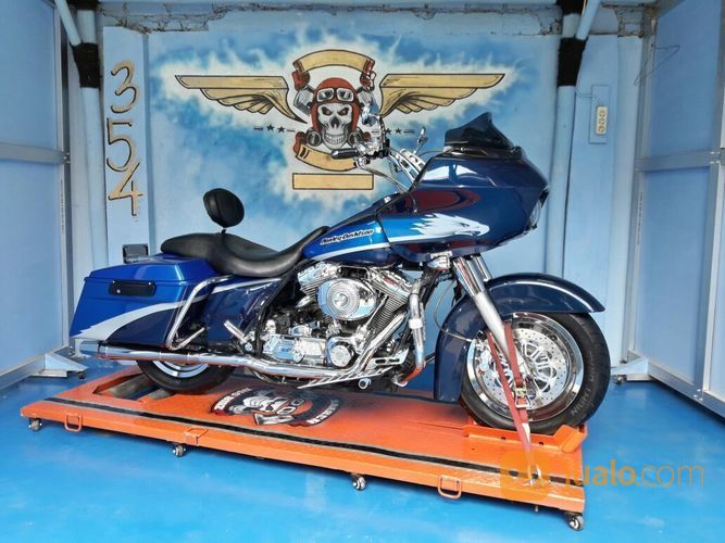 Harley Davidson Road Glide Cvo Screamin Eagle Le Thn 2001