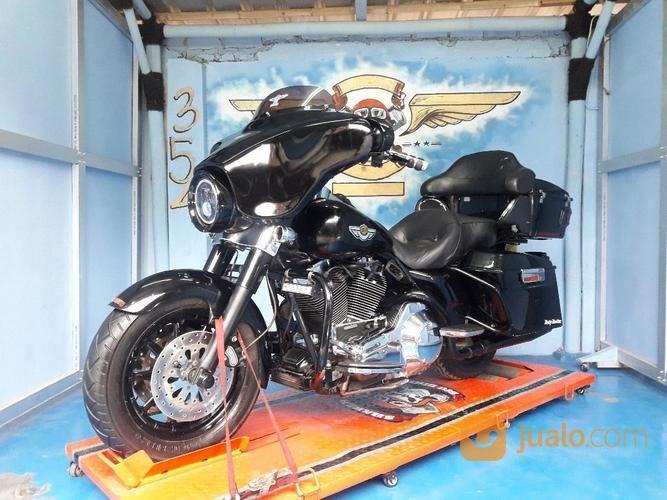Harley Davidson Ultra Classic Thn 2001 Kab Bandung Jualo Motor