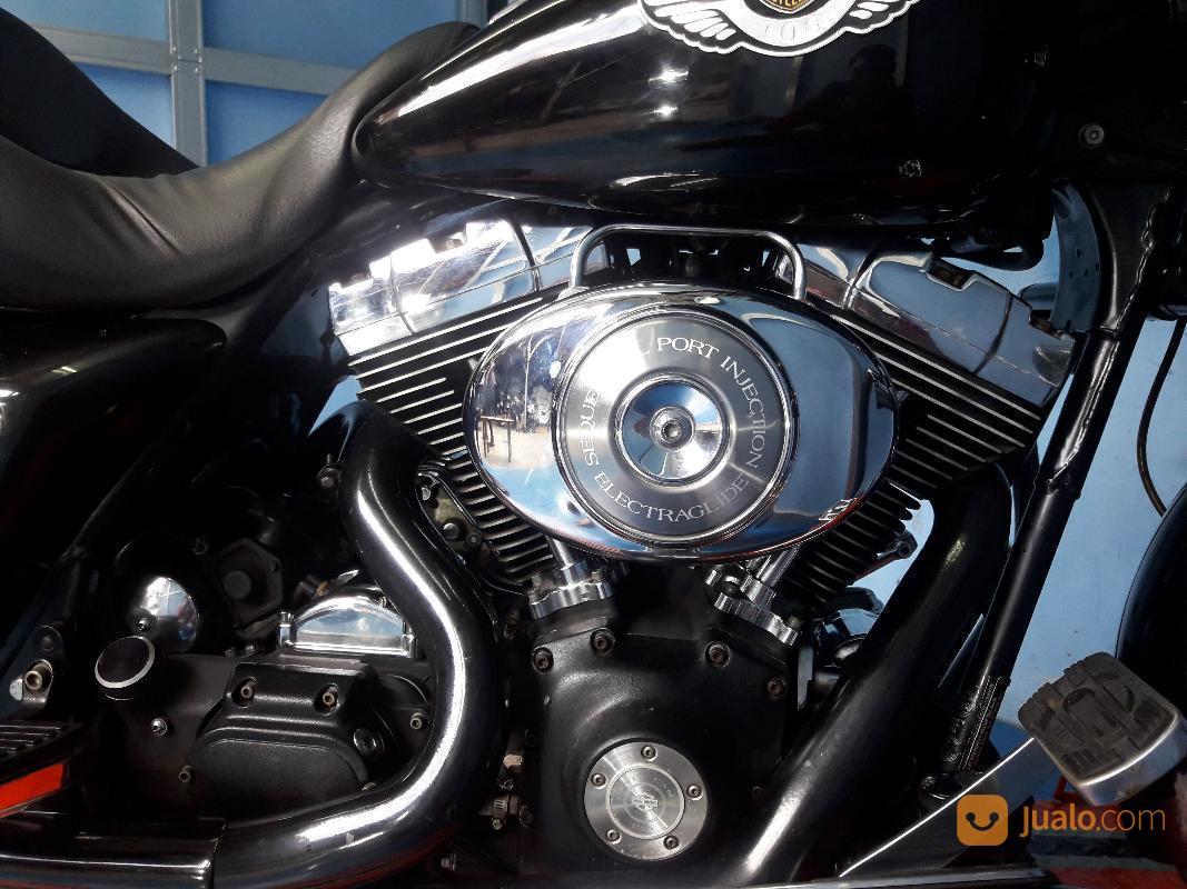 Harley Davidson Ultra Classic Thn 2001 Kab Bandung Jualo Taman