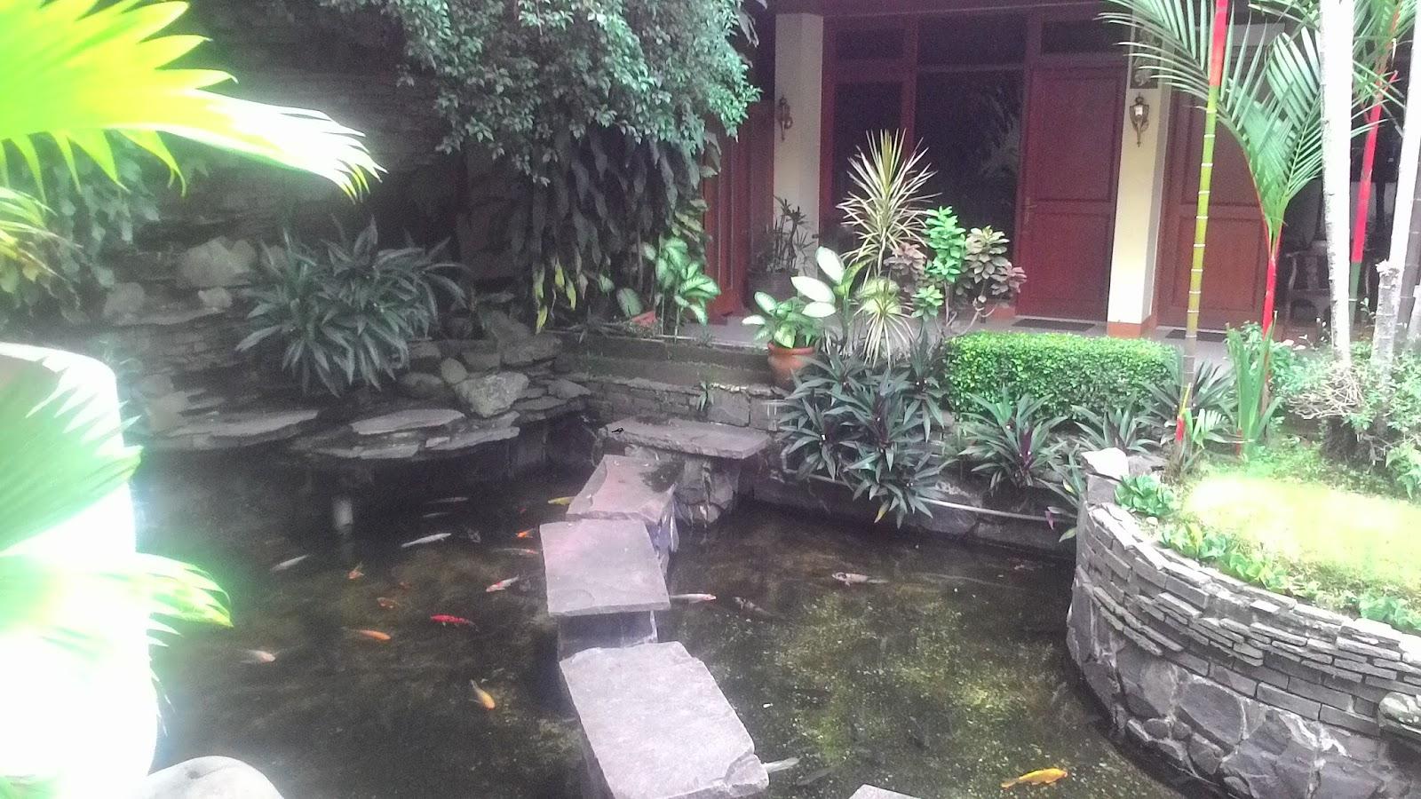 Hotel Bandung Harga Murah Bukan Murahan Nagibdqur Kolam Ikan Taman
