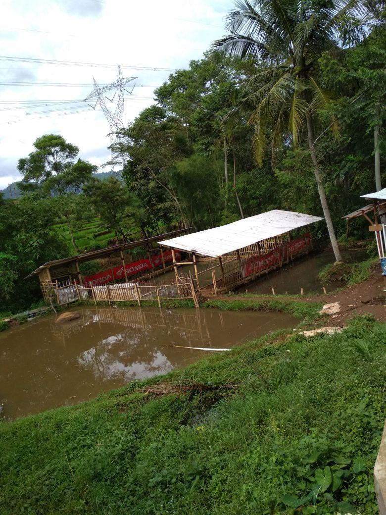 Jual Tanah Kolam Investasi Banjaran Bandung Bonus Ternak Ikan Lokasi