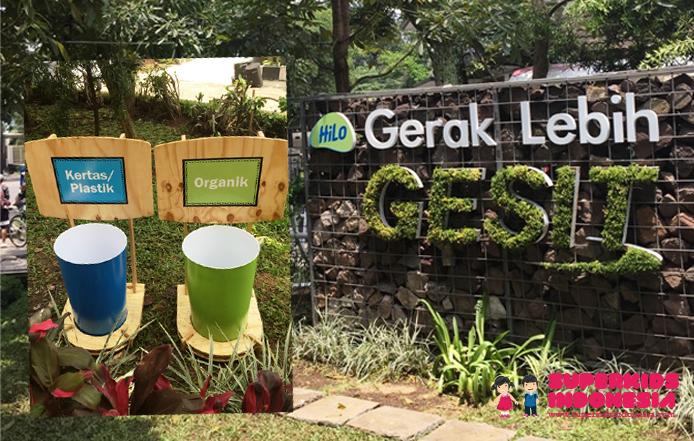 Menikmati Wahana Taman Gesit Kab Bandung