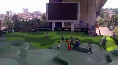 Nonton Taman Film Bandung Sambil Santai Tempat Wisata Terbaik Jadwal