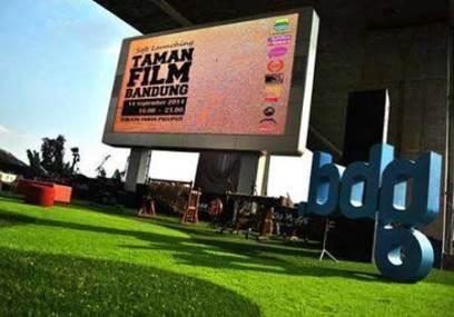 Nonton Taman Film Bandung Sambil Santai Tempat Wisata Terbaik Pasopati