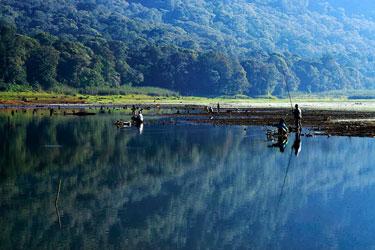 Pesona Wisata Bandung Misteri Indahnya Danau Purbakala Lembang Taman Gesit
