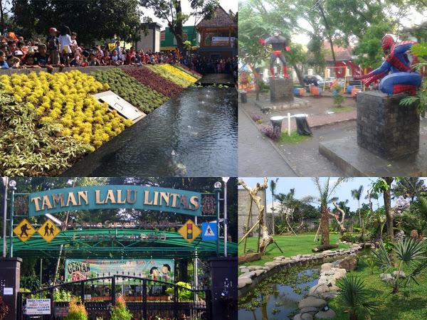 Profil Lokasi Taman Kota Bandung 2 Wisata Gesit Kab