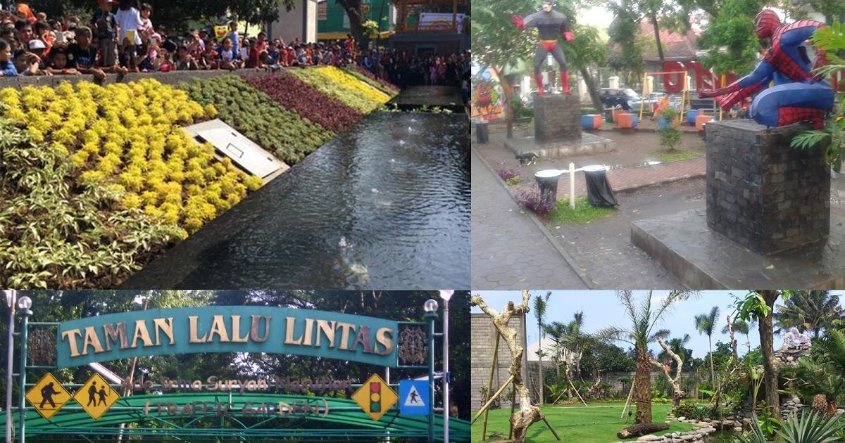 Profil Lokasi Taman Kota Bandung 2 Wisata Jabar Gesit Kab