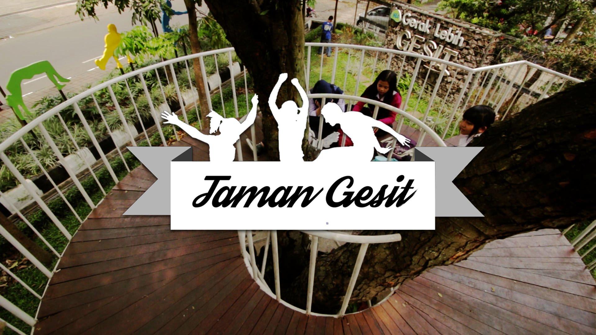 Taman Gesit Bandung Wisata Youtube Kab