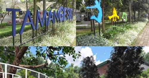 Taman Gesit Tempat Nongkrong Sambil Gerak Badan Wisata Bandung Kab