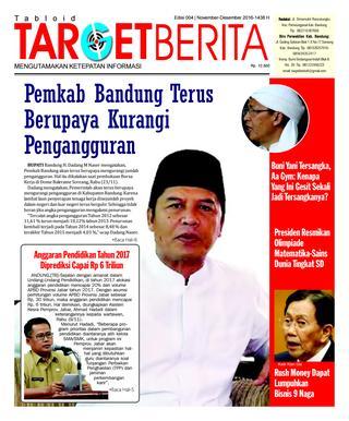 Target Berita Edisi November 2016 Ikmal Issuu Page 1 Taman
