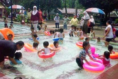 Tempat Wisata Anak Taman Lintas Bandung Terbaik Ade Irma Suryani