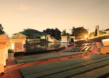 Wisata Taman Budaya Dago Tea House Bandung Tempat Gesit Kab