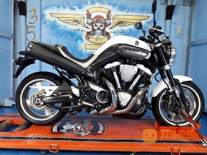 Yamaha Mt 01 America 1700cc Thn 2011 Motor Langka Kab