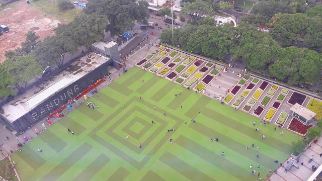 12 Taman Indah Bandung Cocok Nongkrong Top Lansia Kab