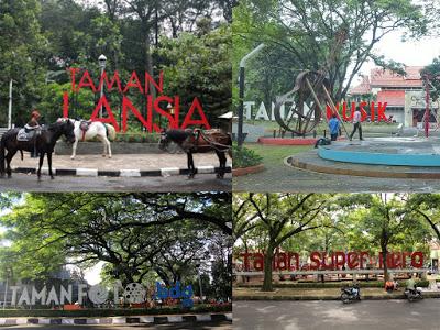 24 Taman Tematik Bandung Favorit Wisatawan Seputarbandungraya Lansia Kab