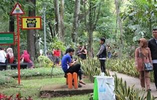 86 Pesona Keindahan Wisata Bandung Utara Selatan 24 Taman Lansia